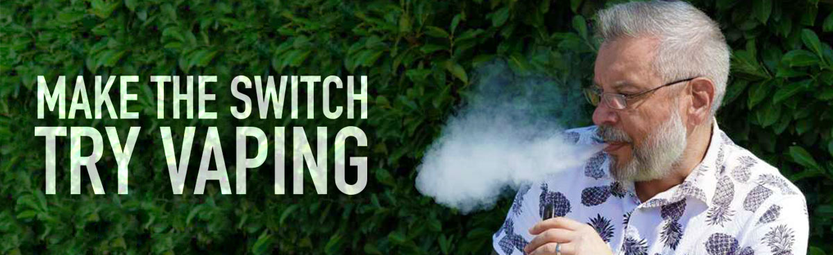 Stoptober - Beginners guide to vaping: Make The Switch From Smoking
