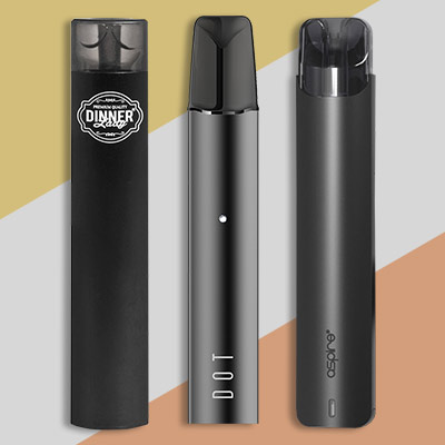Best Pre-Filled Vape Pod Kits To Buy 2020
