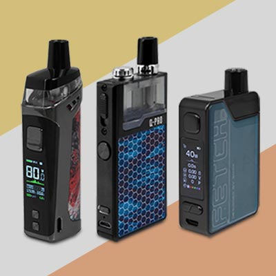 Top 10 Best Removable Coil Vape Pod Kits