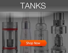 Vape Tanks and Amomisers