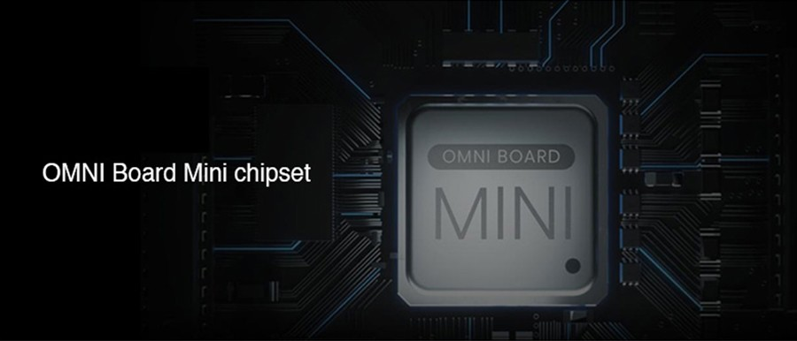 the OMNI Board chipset ensures a consistent vape and also includes inbuilt safety features.