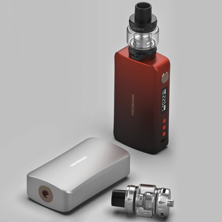 The Vaporesso Gen kit uses an advanced chipset giving you access to multiple modes