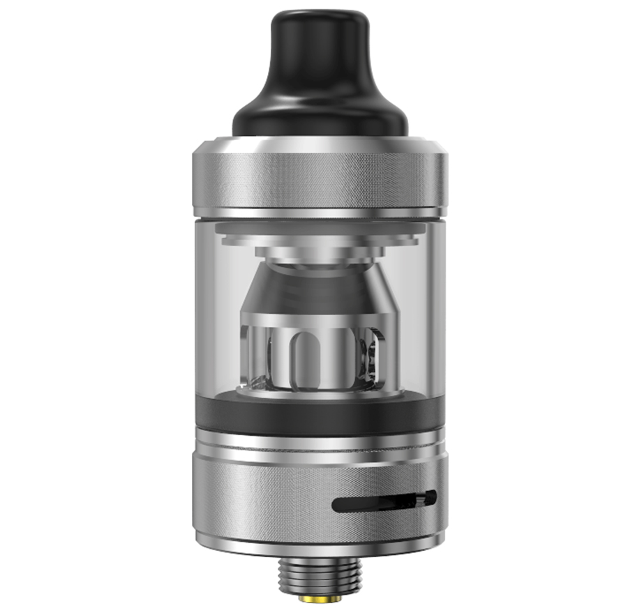 The Onixx vape tank features a 2ml eliquid capacity and is equipped with an adjustable bottom airflow.